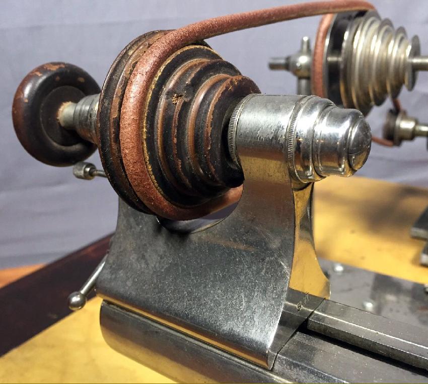 Hopkins Van Norman Watchmaker 39 S Lathe