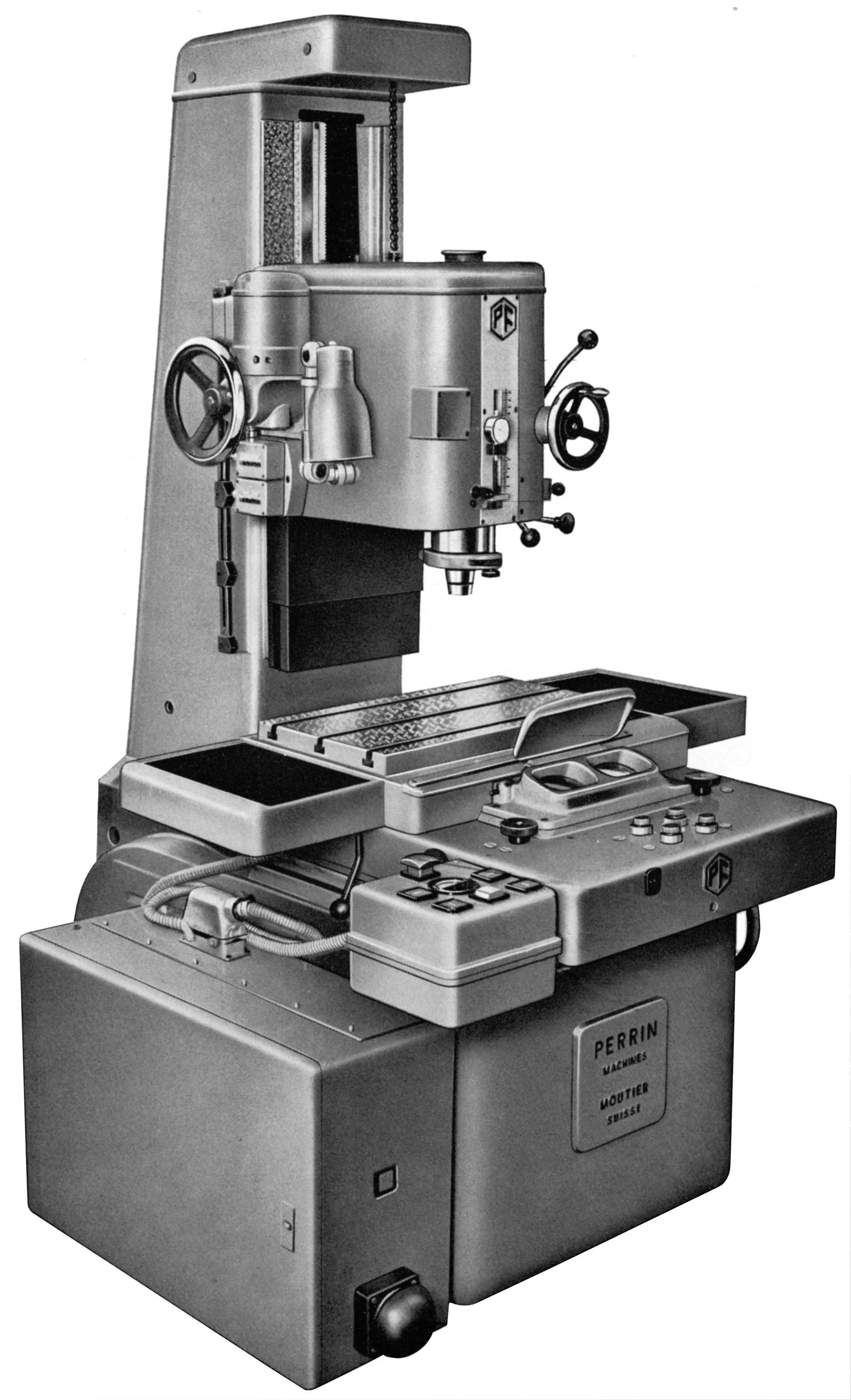 Perrin Av2 Optical Jig Borer